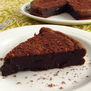 Creamy Chocolate Cake.