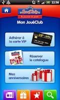 Screenshot of JouéClub