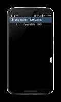 Screenshot of ZOO KEEPER