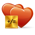 Calculadora do Amor - Simples icon
