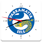 Parramatta Eels Analog Clock icon