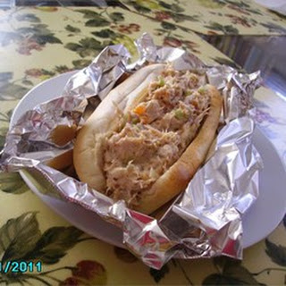Tuna Coney Dogs