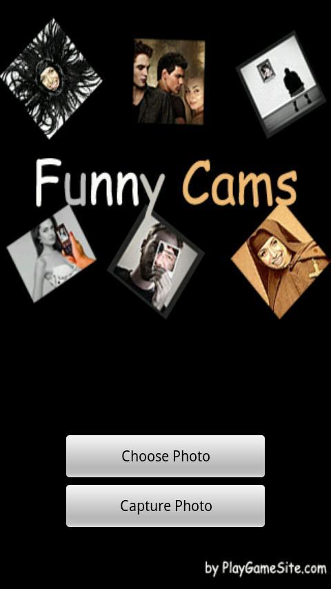 Funny Camera - screenshot