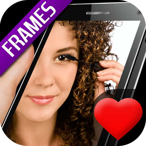 明鏡: 相框--愛情 個人化 LOGO-阿達玩APP