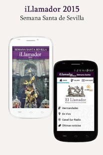 Semana Santa Sevilla iLlamador - screenshot thumbnail