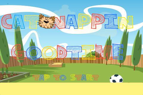 貓Nappin GOODTIME