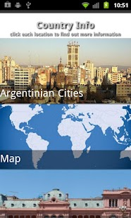 Argentina Travel Guide - screenshot thumbnail