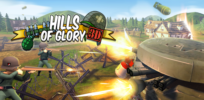 Hills of Glory 3D Android İndir
