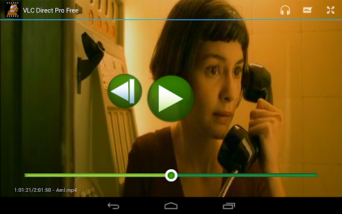 VLC Direct Pro Free - screenshot thumbnail