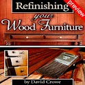 Refinishing Wood Furniture Pv logo
