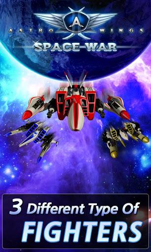 AstroWings2:Space War Mod (Unlimited Money) v1.0.6 APK