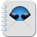 Shady Contacts icon