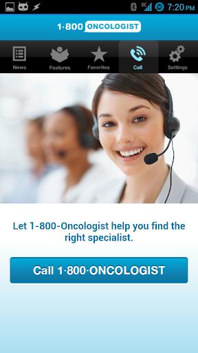 【免費健康App】1-800-Oncologist-APP點子