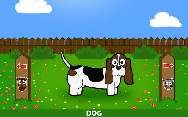 Aida's Farm (Animal Sounds) - screenshot