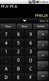 Any Base Calculator- screenshot thumbnail