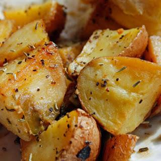 Rosemary Roasted Breakfast Potatoes