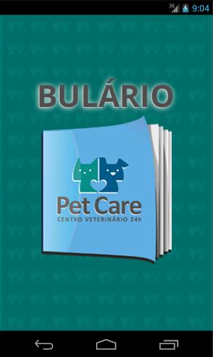 Bulário Pet Care