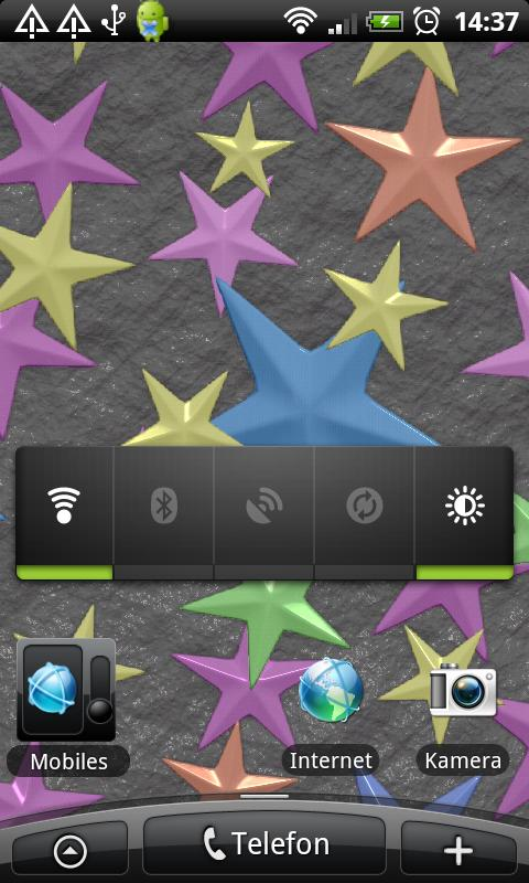 Stars 3D Full Live Wallpaper - screenshot