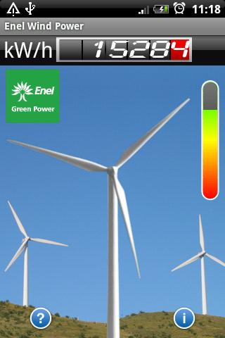 Enel Wind Power - screenshot
