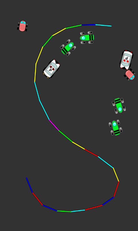 Energetic cars2 forBaby/Infant- screenshot