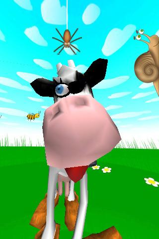 Marguerite the cow - screenshot