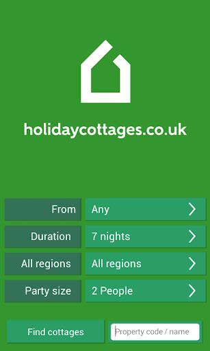 【免費旅遊App】Cottages-APP點子