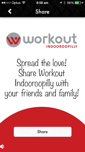 Workout Indooroopilly