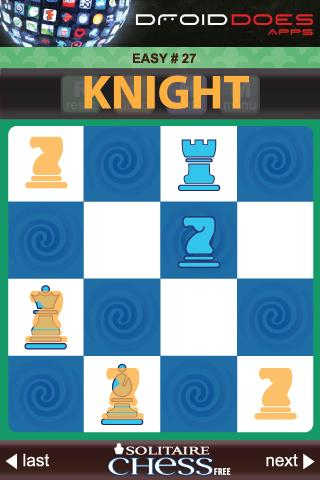 Solitaire Chess Free - screenshot