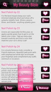 Beauty Bible – App for Girls - screenshot thumbnail