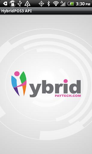 HybridPOS 3 + API DEMO