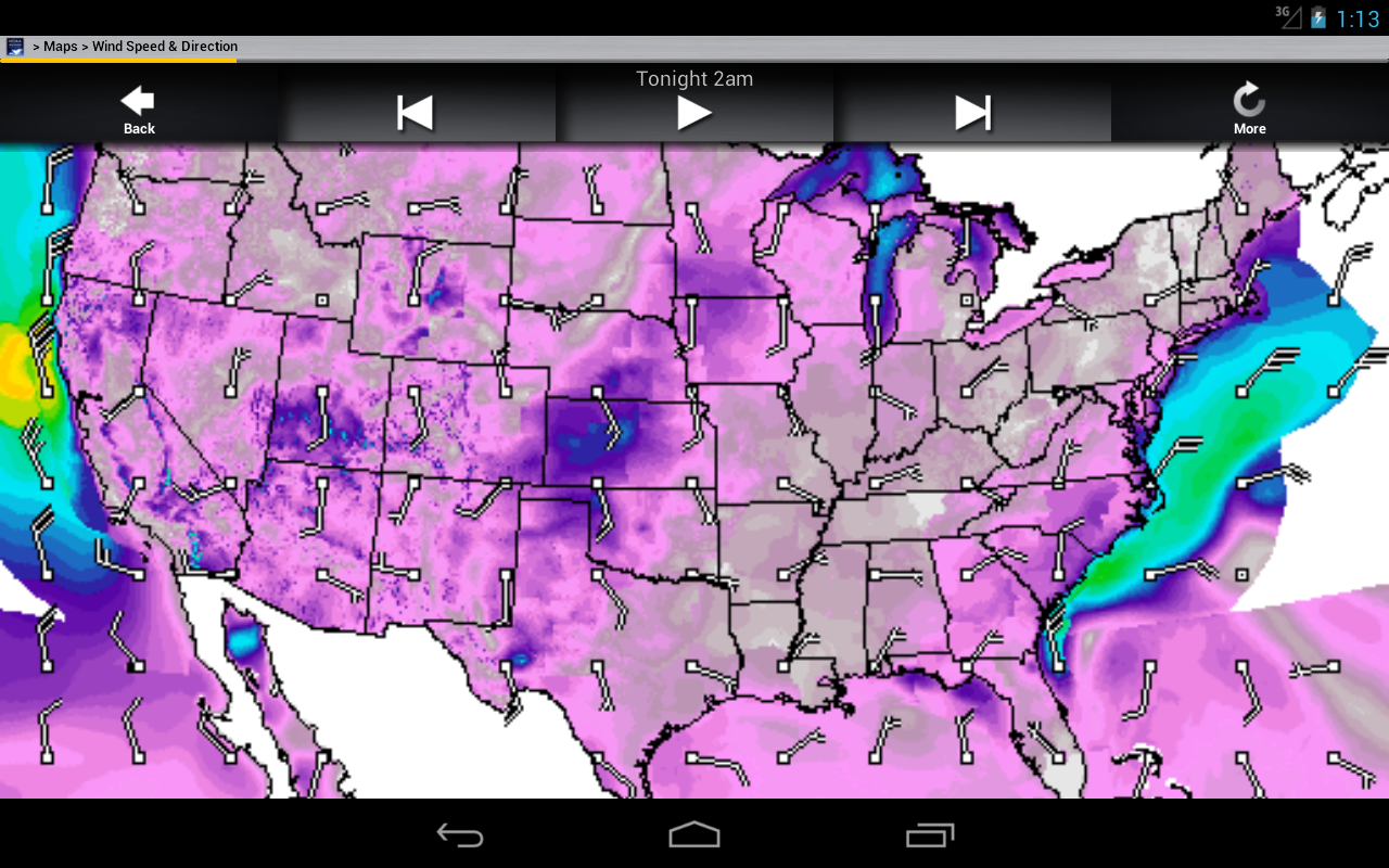 NOAA Weather And Radar Android Apps On Google Play - National weather map and radar