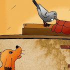 Bajka Pies i Wróbel 3min icon