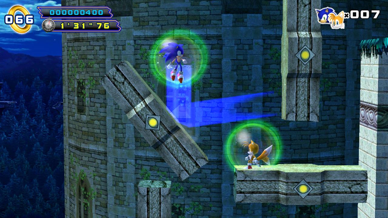 Sonic 4 Episode II screenshot #11