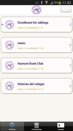 Numont School
