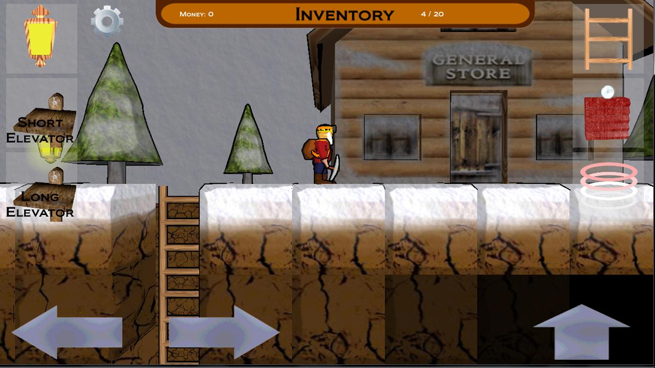 Siberian Miner- screenshot