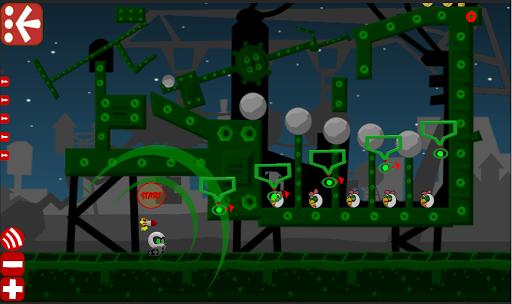 Robot vs Birds Zombies - Ep 2
