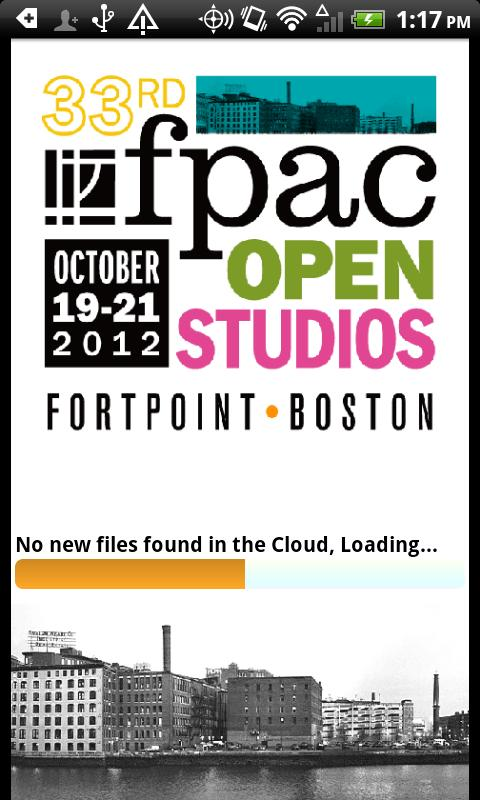 FPAC Open Studios- screenshot