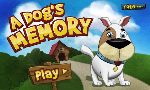 A Dog's Memory for Kids Free- screenshot thumbnail
