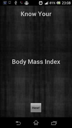 BMI Body Mass Index