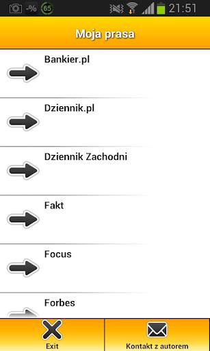 波兰报纸 Polish newspapers