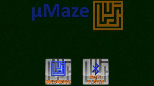 uMaze - Maze Game