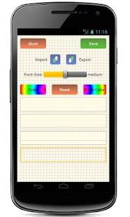 Notes + Voice + Widget - screenshot thumbnail