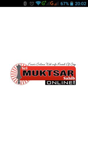 Sri Muktsar Sahib Online