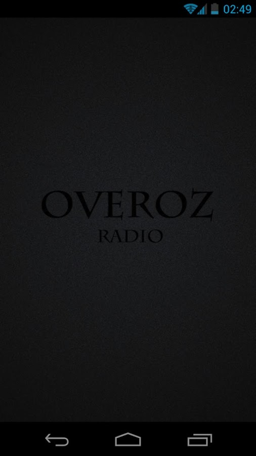 OverOz Music - screenshot
