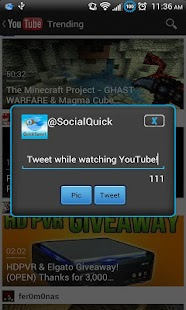QuickTweet PRO - screenshot thumbnail