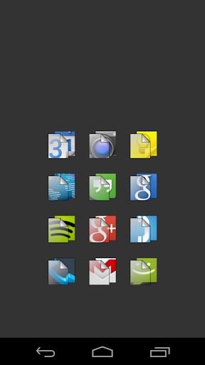 Overhead Icon Theme