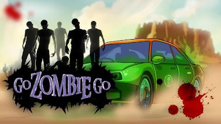Go Zombie Go - Racing Games 1.0.8 screenshot 39668
