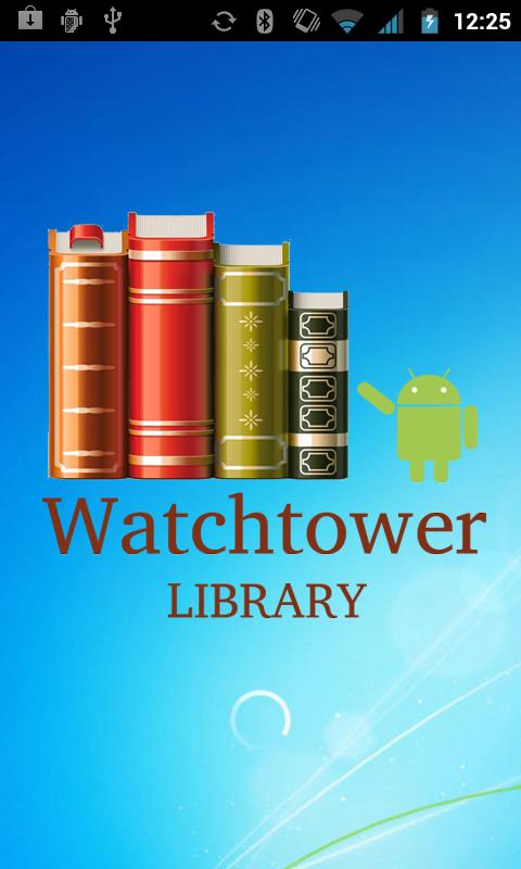 Watchtower Library Extended - screenshot