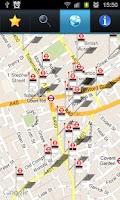 Screenshot of London Bus Tracker Pro