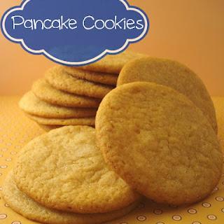 Pancake Cookies